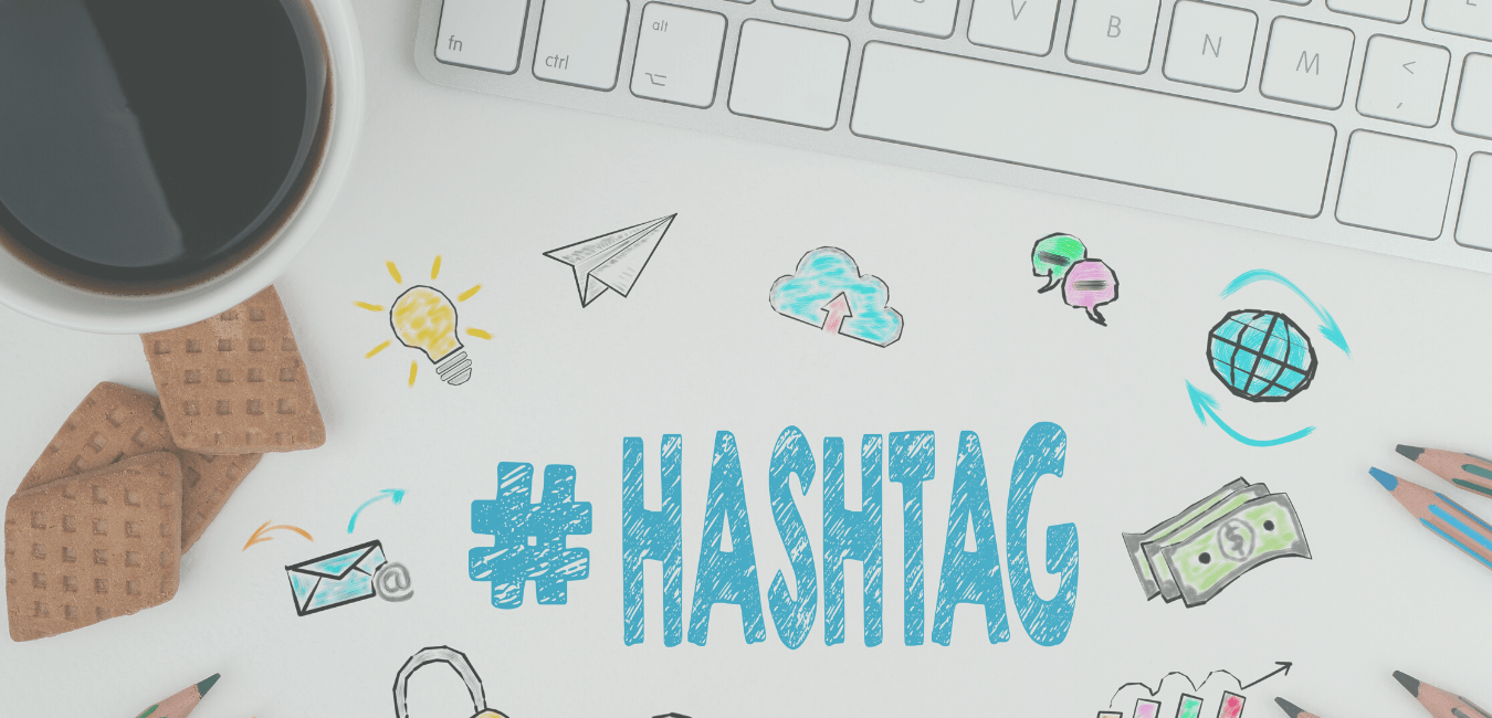 toetsenbord met hastag - Wat is online marketing?